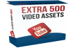 ขายไฟล์ Stock Video   Extra 500 Video